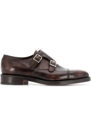 JOHN LOBB Herren Elegante Schuhe - Klassische Monk-Schuhe
