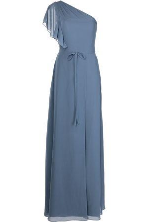 Marchesa Notte Damen Kleider - Abendkleid mit gerafftem Bustier
