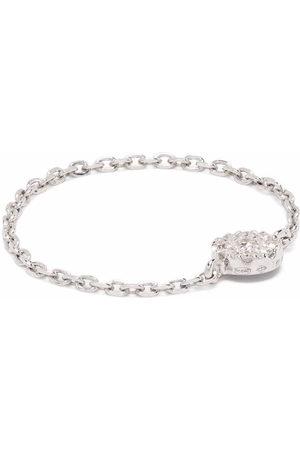 DJULA 18kt Weißgoldring mit Diamanten