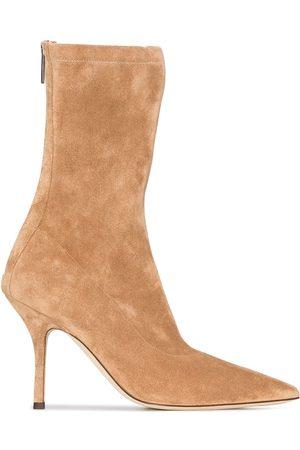 PARIS TEXAS Damen Stiefeletten - Mama 95mm boots