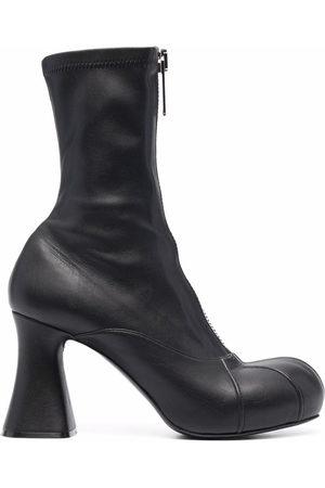 Stella McCartney Damen Stiefeletten - Stiefeletten mit Reißverschluss