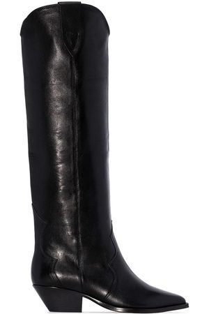 Isabel Marant Denvee 40mm cowboy boots