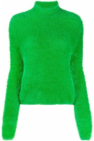 Stella McCartney Fur Free Fur Rollkragenpullover