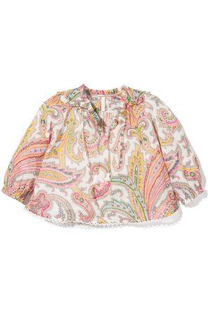 ZIMMERMANN Bluse mit Print