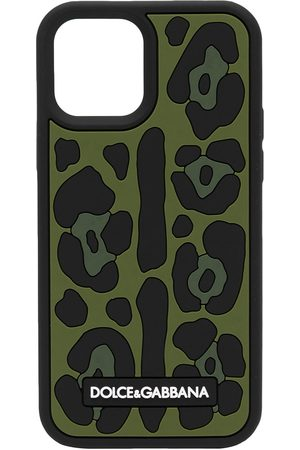 Dolce & Gabbana IPhone 12 Pro Max-Hülle mit Animal-Print