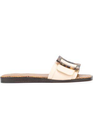 Sam Edelman Inez buckled leather sandals
