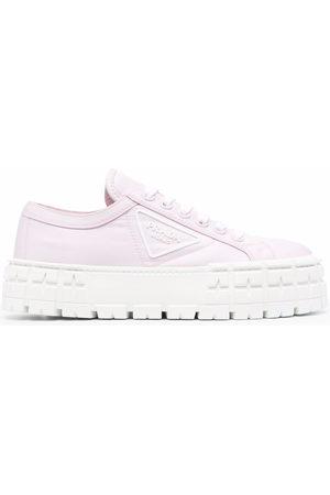 Prada Sneakers mit breiter Sohle