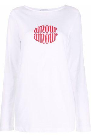 Patou Damen Shirts - Amour T-shirt
