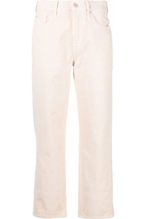 7 for all Mankind Gerade Cropped-Hose