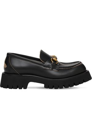 """GUCCI 25mm Hohe Lederloafers """"harald"""""""