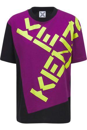 KENZO T-shirt Aus Baumwolle Mit Logo