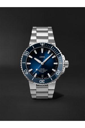 Oris Herren Uhren - Aquis Date Calibre 400 Automatic 43.5mm Stainless Steel Watch, Ref. No. 01 400 7763 4135-07 8 24 09PEB