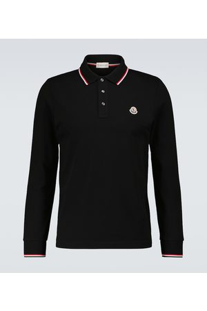 Moncler Polopullover aus Baumwolle