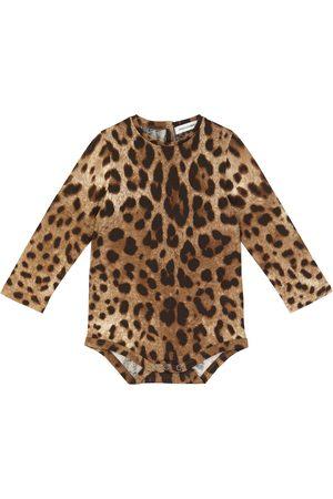 Dolce & Gabbana Baby Bodys - Baby Body aus Baumwolle