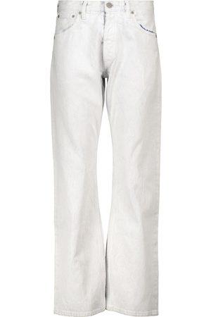 Maison Margiela Mid-Rise Jeans mit geradem Bein