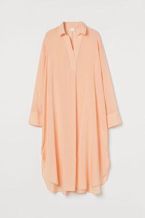 H&M Blusenkleid aus Lyocellmix