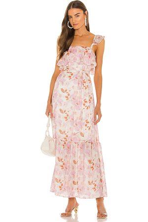 House of Harlow Damen Lange Kleider - X Sofia Richie Evelyne Maxi Dress in . Size S, XXS, XS, M, XL.
