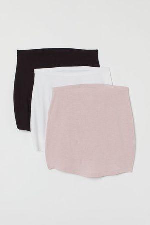 H&M MAMA 3er-Pack Bauchbänder