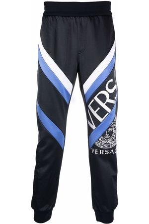 VERSACE Herren Jogginghosen - Logo-print track pants