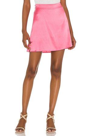 Silk Roads by Adriana Iglesias Iris Mini Skirt in . Size XS, S, M.