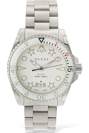 """Gucci Herren Uhren - 40mm Uhr """" Dive L"""""""
