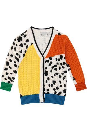 Stella McCartney Cardigan aus Baumwolle und Wolle