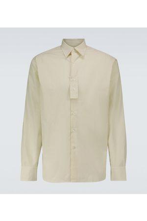 Lanvin Herren Business - Hemd aus Baumwolle