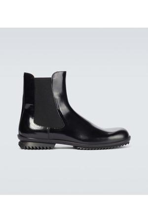Maison Margiela Damen Stiefeletten - Chelsea Boots aus Leder