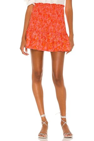 Lovers + Friends Reston Mini Skirt in . Size XXS, XS, S, M, XL.