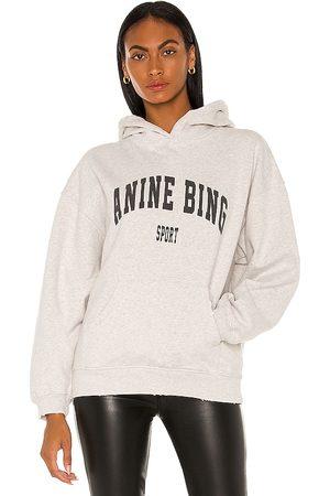 ANINE BING Sport Harvey Sweatshirt in . Size XS, S, M.