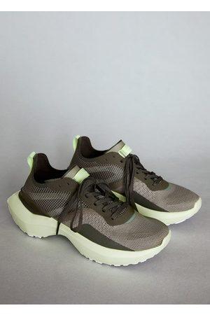 MANGO Sneakers mit transparenten einsätzen