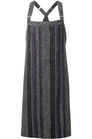 YOHJI YAMAMOTO Damen Kleider - Kleid mit Längsstreifen