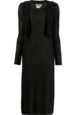 YOHJI YAMAMOTO Damen Kleider - 1990s Kleid