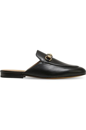 """Gucci 10mm Hohe Mules """"princetown"""""""