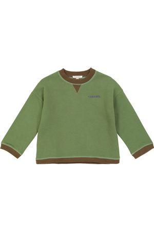 Caramel Sweatshirt Balau aus Jersey