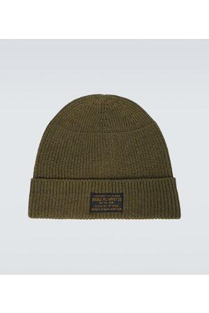 RRL Hüte - Mütze aus Stretch-Baumwolle