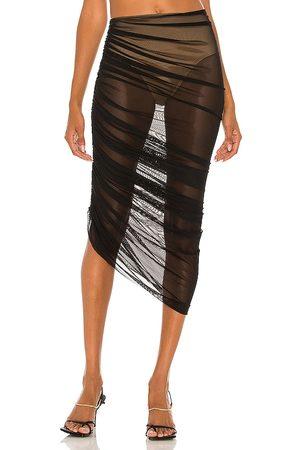 Norma Kamali Diana Long Skirt in . Size XS, S, M.