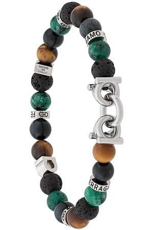 Salvatore Ferragamo Herren Armbänder - Armband mit Halbedelsteinen