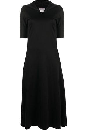 Yohji Yamamoto Pre-Owned Damen Kleider - 1990s Kleid in A-Linie