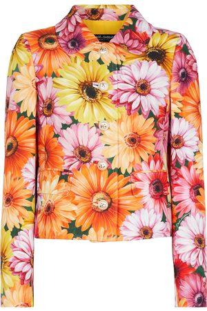 Dolce & Gabbana Bedruckte Jacke
