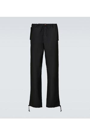 Maison Margiela Hosen & Jeans - Hose aus einem Wollgemisch