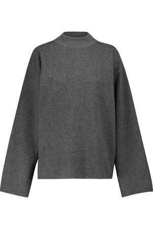 The Row Damen Strickpullover - Pullover Daverio aus Kaschmir und Seide