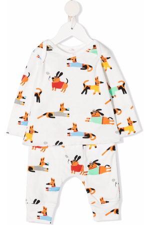 Stella McCartney Shirts - Set aus T-Shirt und Leggings