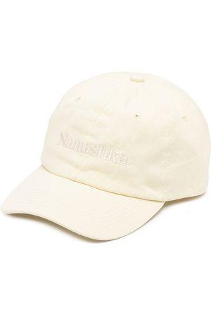 Nanushka Herren Hüte - Baseballkappe mit Logo-Stickerei