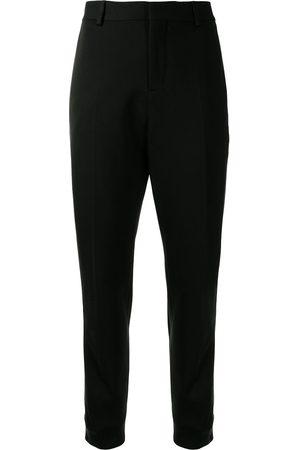 Karl Lagerfeld Damen Hosen & Jeans - Slim-cut trousers
