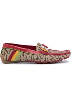 Dior Damen Halbschuhe - Pre-owned Trotter Rasta Loafer