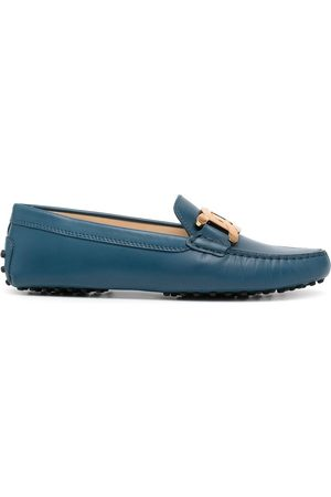 Tod's Loafer mit Kettendetail