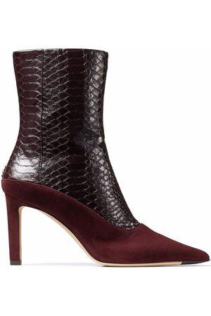 Jimmy Choo Damen Stiefeletten - Mavie 85mm ankle boots