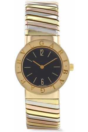 Bvlgari 1990s pre-owned Tubogas 20mm