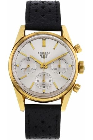 TAG HEUER PRE-OWNED 1960s pre-owned Carrera 36mm